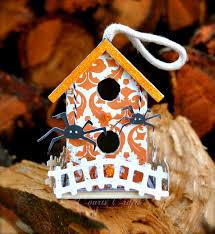 court u0027s crafts halloween bird house and a winner