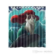 48 Inch Shower Curtain 2018 Customs 36 48 60 66 72 80 W X 72 H Inch Shower Curtain Grumpy