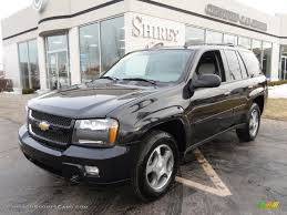 chevrolet trailblazer 2008 2008 chevrolet trailblazer ls 4x4 in black granite metallic