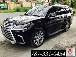 lexus lx570 sport used car lexus lx puerto rico 2016 lexus lx570 sport 2016