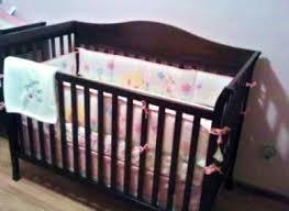 Espresso Baby Crib by Bella 4 Piece Nursery Set Espresso Walmart Com