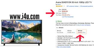 amazon tv deal black friday 55 inch amazon cyber monday 145 50 inch 1080p led tv and 249 99 50 inch