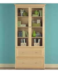 Wooden Bookcase With Doors Black Friday Savings Are Here 17 Off Unique Furniture Wood