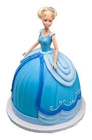 cinderella cake decopac disney princess doll signature cake decoset cake
