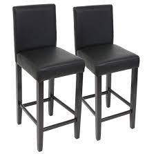 chaise de bar tabouret de bar lot de 2 tabouret de bar chaise de bar en cuir pieds