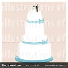 wedding cake clipart 1093165 illustration by randomway