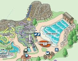 cedar fair parks map newsplusnotes april 2008