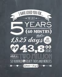 5th year anniversary gift ideas free anniversary printables happy house of 5 i