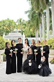 black and white wedding ideas 11 dresses for a glam wedding babies breath black