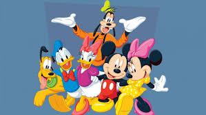walt disney cartoon donald duck daisy duck mickey mouse pluto