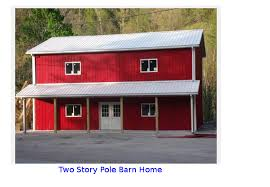 Pole Barn House Plans Pole Barn House Milligan U0027s Gander Hill Farm