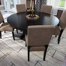 interesting dining room rug round table and rug dimensions for