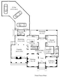 Dream Kitchen Floor Plans Plan 44055td Classic Greek Revival With Video Tour Southern