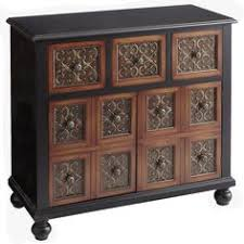 pier one corner cabinet holtom storage cabinet with baskets black this would be great for
