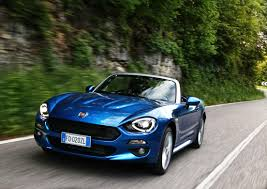 fiat roadster 2017 fiat 124 spider launched in europe abarth priced at u20ac40 000