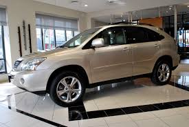 lexus rx400h winter tires 2007 lexus rx 400h for sale near middletown ct ct lexus dealer