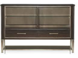 212 Modern Furniture by Caracole Modern M022 417 212 Streamline Sideboard Interiors