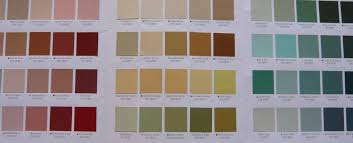 choosing paint colors shary hover