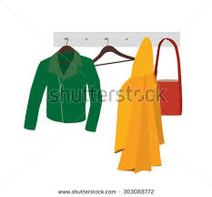 hanging coat stock images royalty free images u0026 vectors