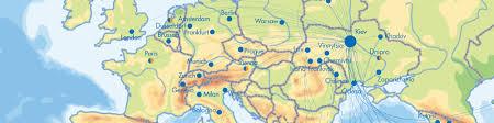 Kiev Map Air Routes Map U2013 Ukraine International Airlines Uia Ukraine