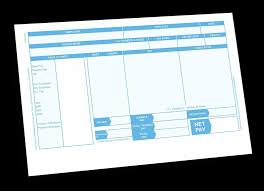 100 pay stub template free download slip modern pay stub