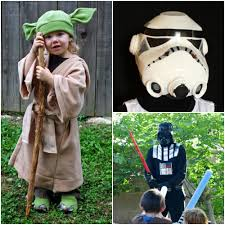 the best star wars costumes to make for kids