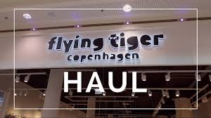flying tiger haul stationery and alcohol based markers youtube