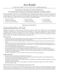 elementary resume template exles of elementary resumes