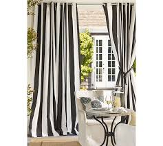 Black And White Vertical Striped Shower Curtain Cheap Curtains On Sale At Bargain Price Buy Quality Curtains