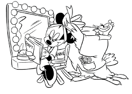 minnie mouse coloring creative coloring page ideas tv land