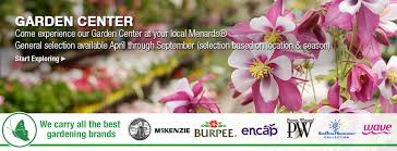 menards bridal registry gardening at menards