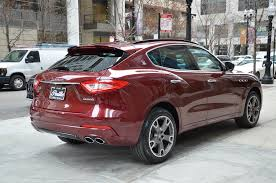 red maserati 2017 maserati levante s s stock m567 s for sale near chicago