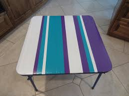 upcycled duct tape play table diy inspired