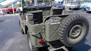 old military jeep 1948 willys cj 2a military jeep classic cars for sale stuart fl