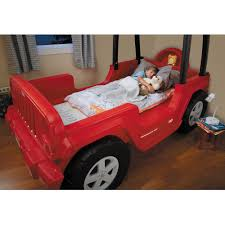 jeep sticker ideas little tikes jeep wrangler toddler to twin convertible bed red
