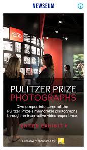 pulitzer prize photographs gallery newseum