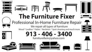 The Furniture Fixer Furniture Restoration Furniture Refinishing - In home furniture repair