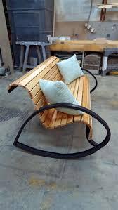 Best 25 White Rocking Chairs Best 25 Rocking Bench Ideas On Pinterest Retro Chairs Vintage