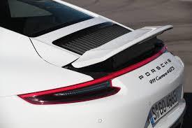 Porsche 911 White - 2017 porsche 911 carrera 4 gts review gtspirit