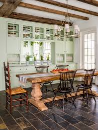 dining room interesting farmhouse chandelier with rectangular