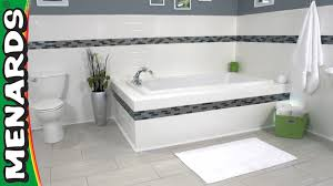 Bathtubs At Menards Install Wall Tile How To Menards Youtube