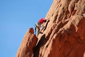 Rock Climbing Garden Of The Gods Top 5 Rock Climbs Near Denver Nerve