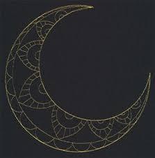 talisman crescent moon design ut10006 from urbanthreads com