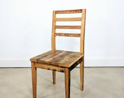 Wood Dining Chairs Wood Dining Chair Etsy