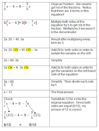Multi Equations With Variables On Both Sides Worksheet Solving Equations With Variables On Both Sides Worksheet Answers 2