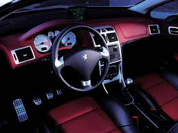 peugeot 206 convertible interior peugeot 307 cc interior peugeot fascination pinterest
