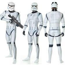 Halloween Costumes Stormtrooper Stormtrooper Morphsuit Star Wars Fancy Dress Stoom