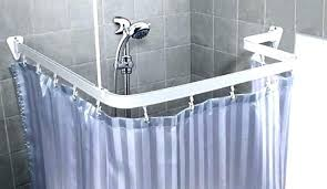 bendable shower curtain rod canada gopelling net
