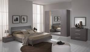 chambre a coucher gris et gris chambre a coucher