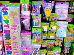 party goods 99 cents plus bargains party goods